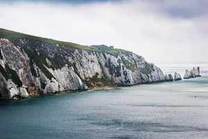 Needles Point, Isle of Wight