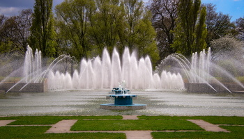 Batersea Park Fountain