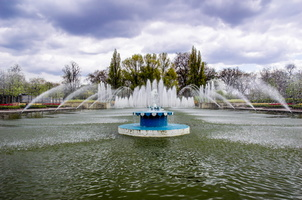 Battersea Park Fountains